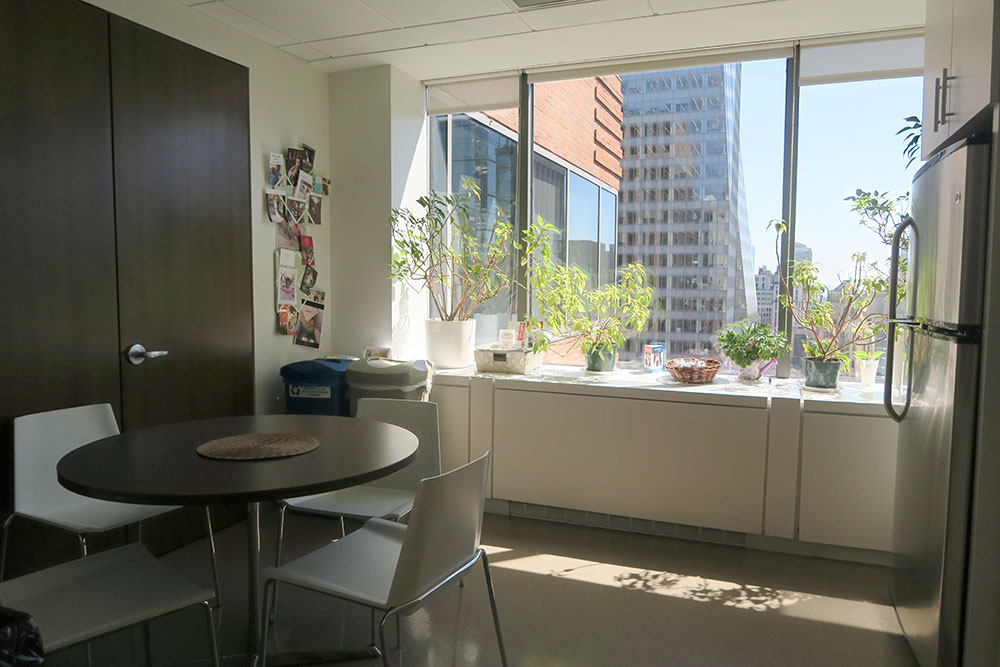 Office Sublet in Midtown West