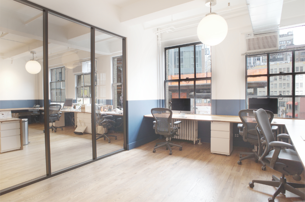 rent office NYC nomad | office sublets