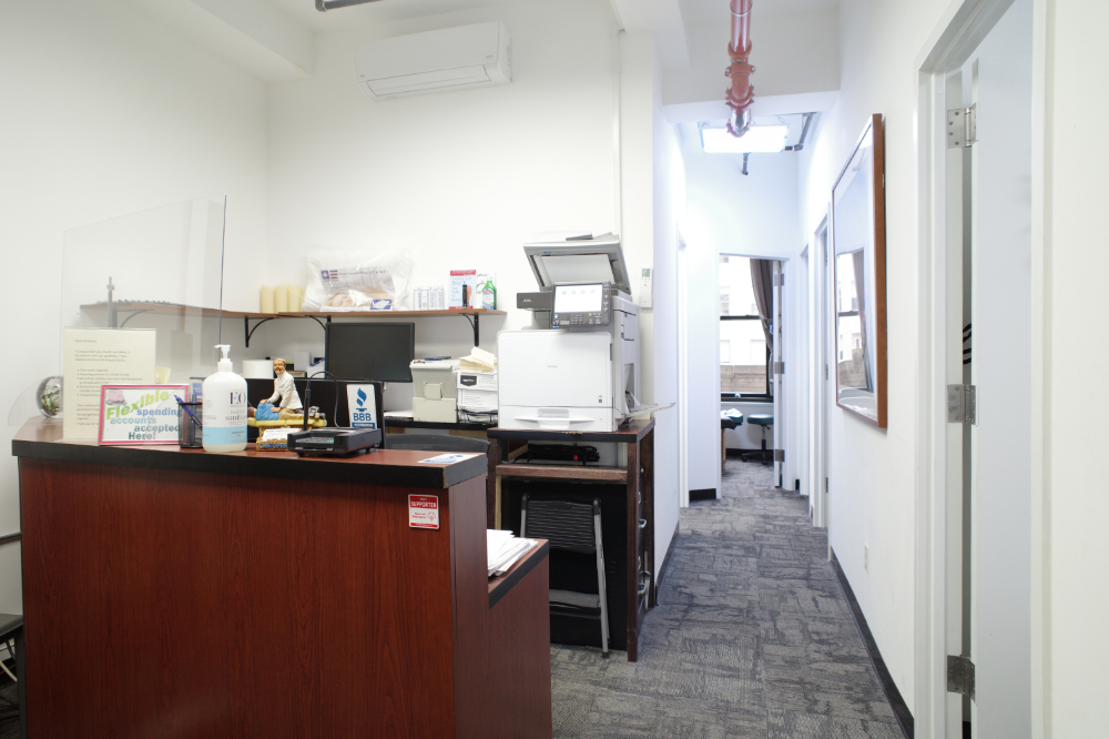 acupuncture office midtown | office sublets