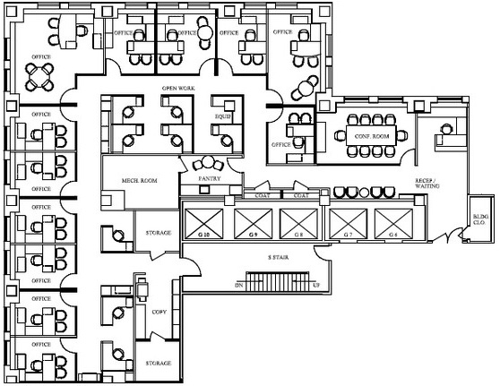 gallery for gt empire state building floor plan lobby