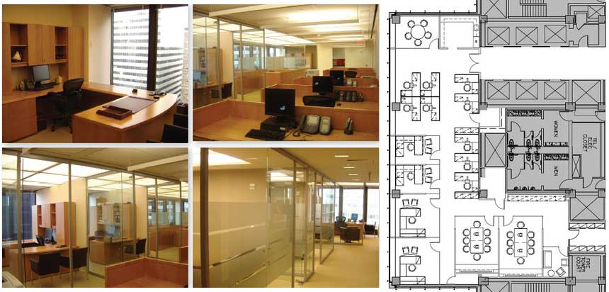 Seagram Building Office Sublets