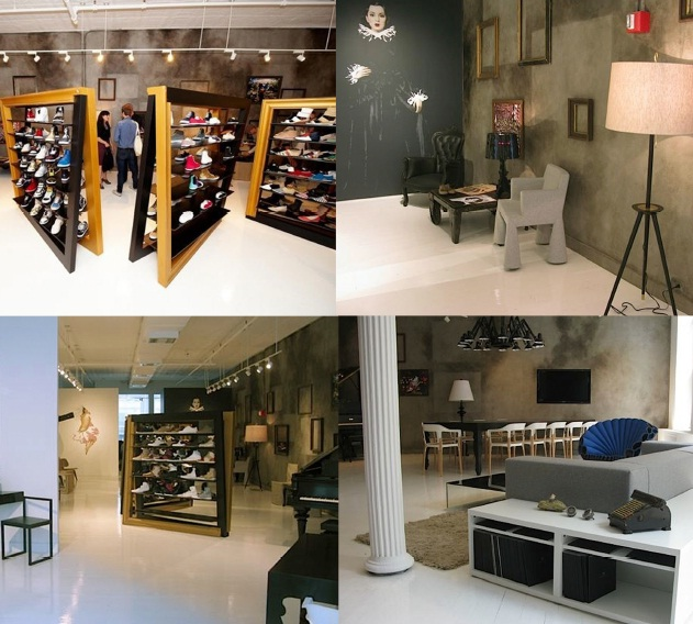 Soho Office Showroom for Sublease