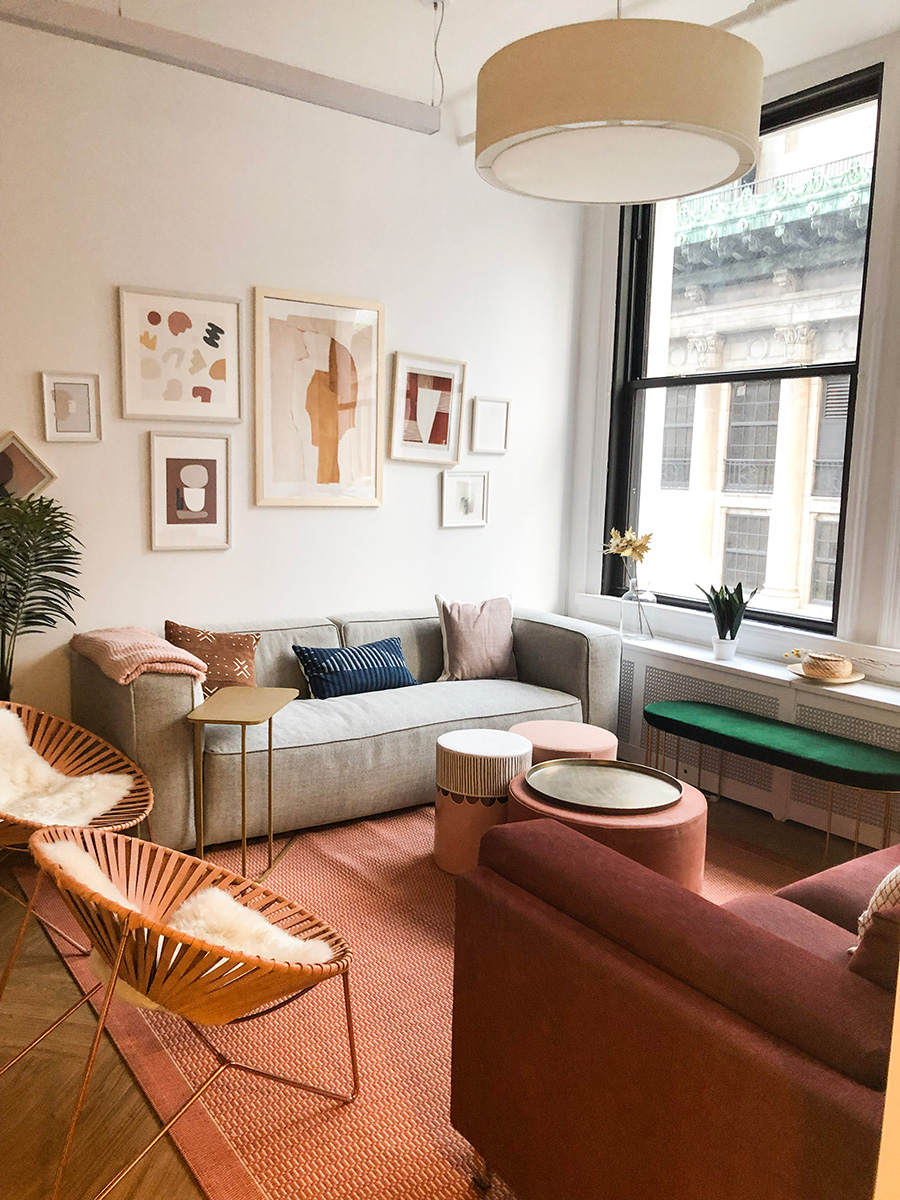 coworking office space grand central