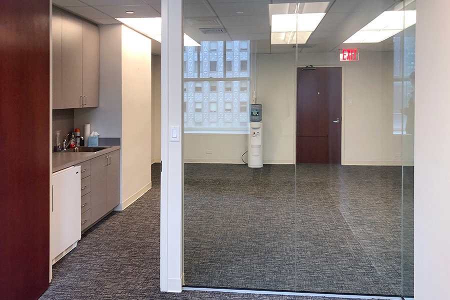 chanin building office space | office sublets