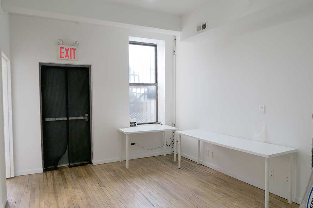 Private Offices Within Shared Space In Chinatown 10002