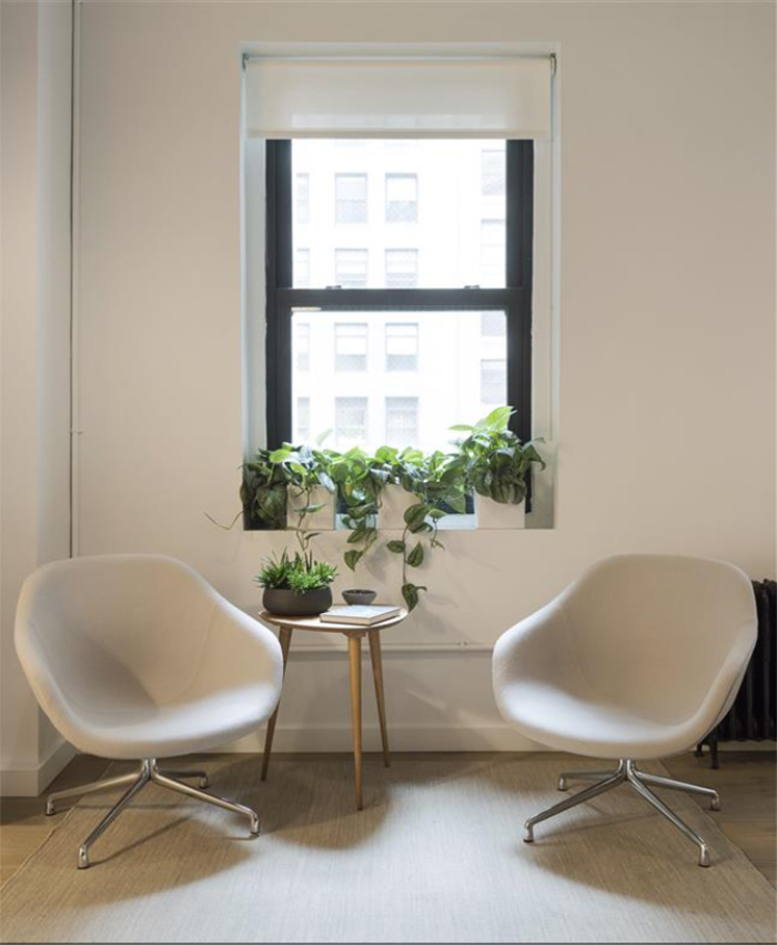 creative office space for sublease