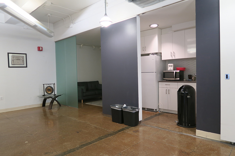 creative office space financial district nyc