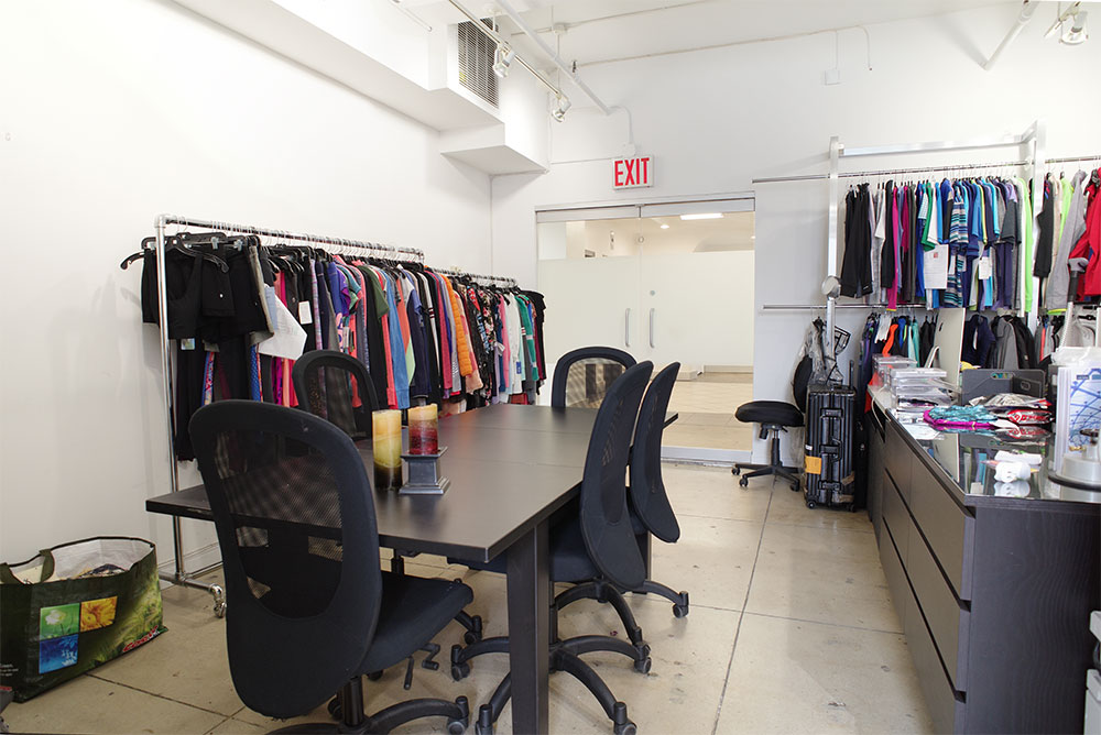 rent showroom garment district nyc | office sublets