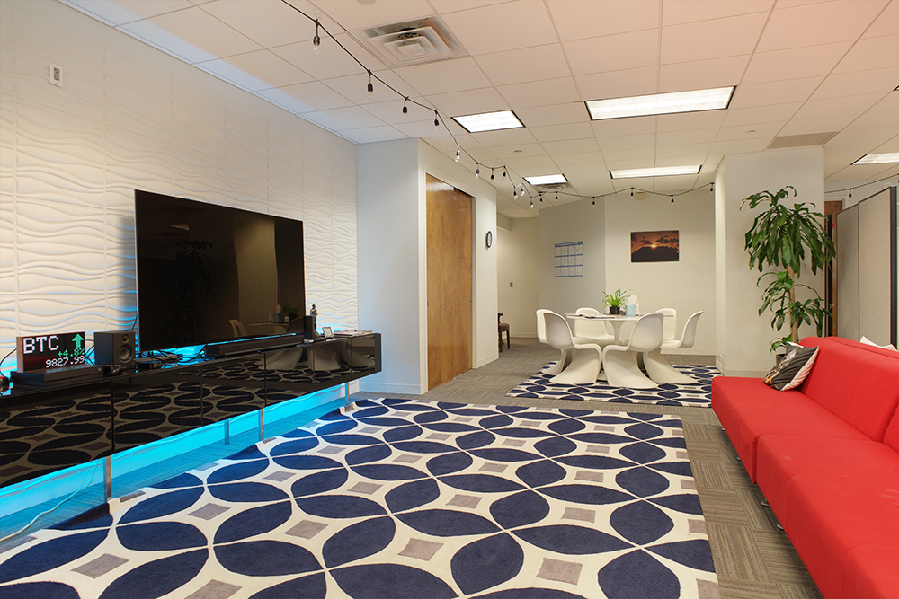 office space of rent financial district | office sublets