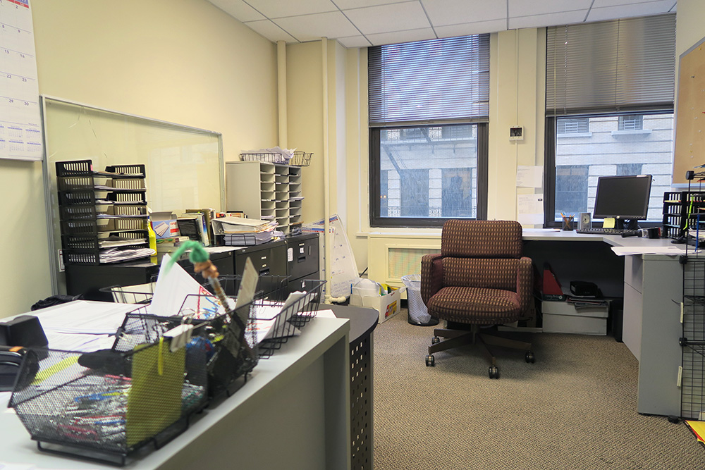 office space for lease park place fidi