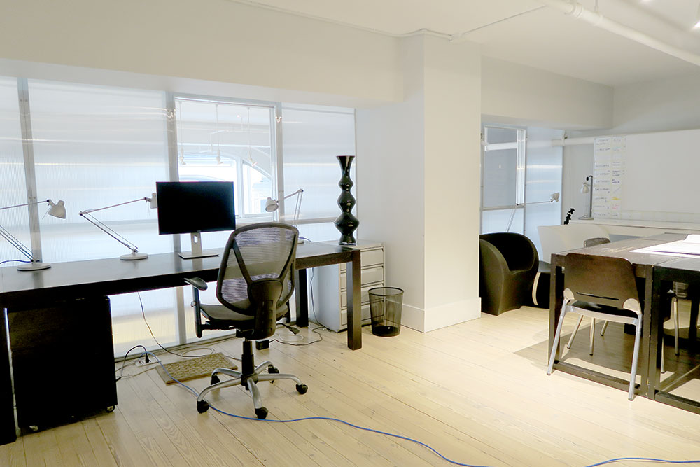 flatiron district office space for lease