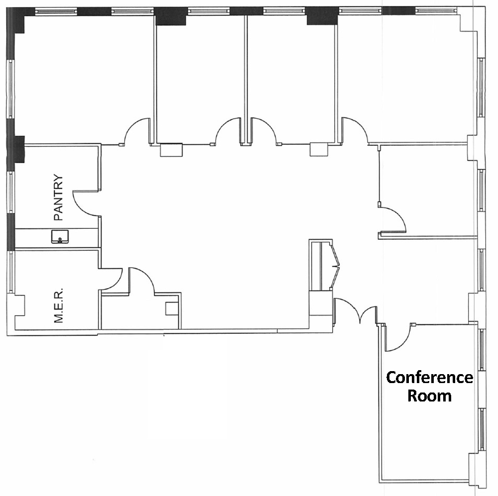 grand central office space for sublease