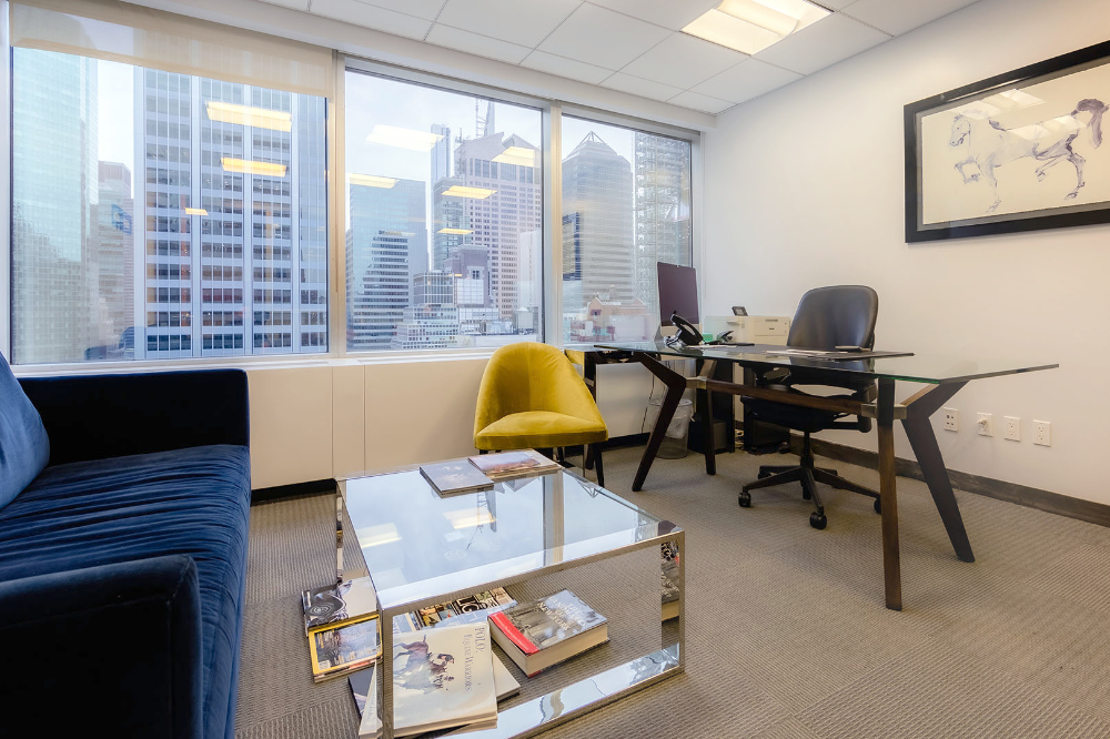 plaza district offices NYC | office sublets