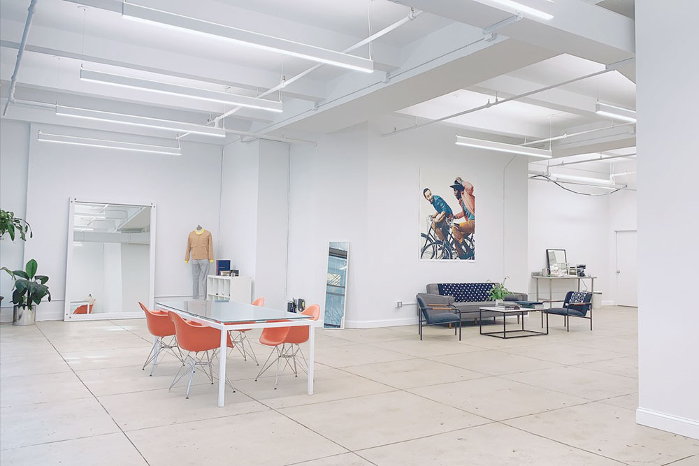 Fashion Showroom Sublet Available in Garment District | office sublets