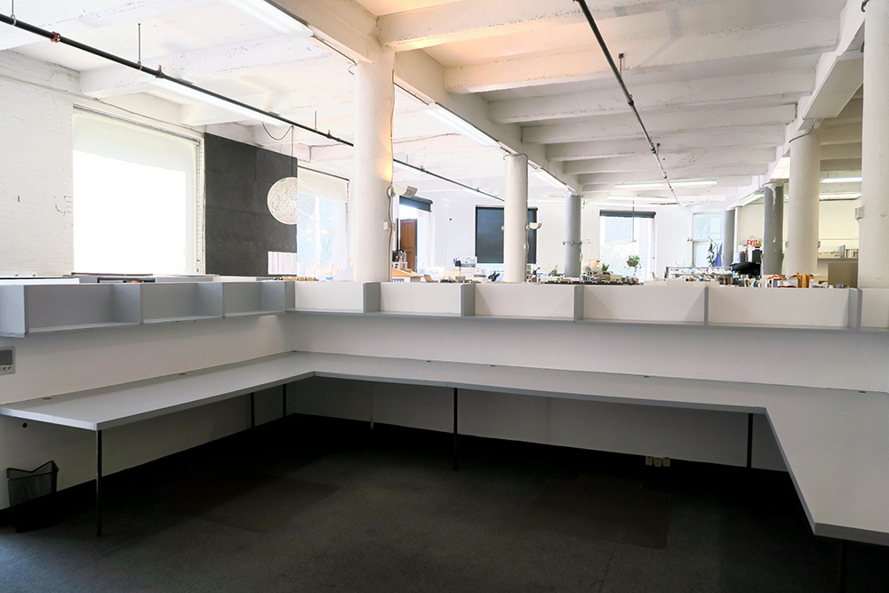 hudson square office space for sublease