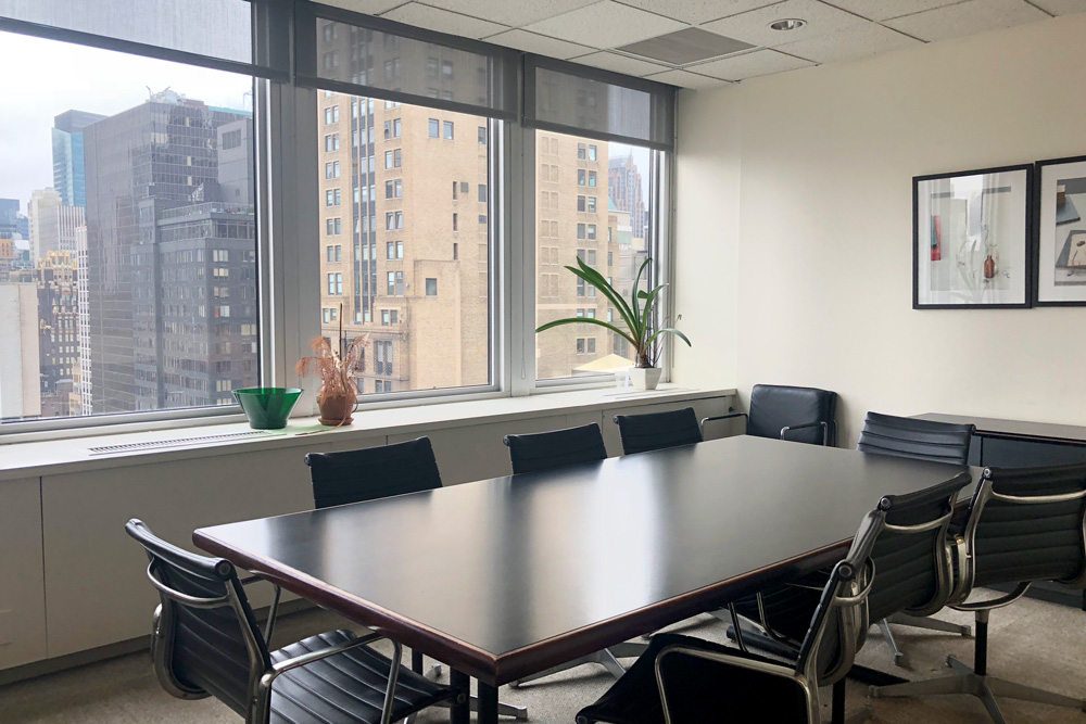 Office Sublet Madison Avenue