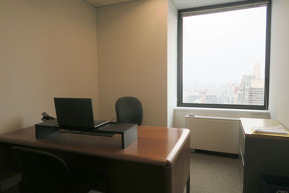 office space for attorney