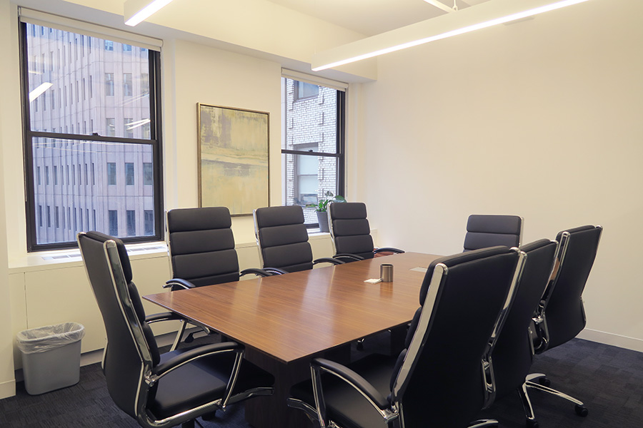 office space for attorney in financial district nyc