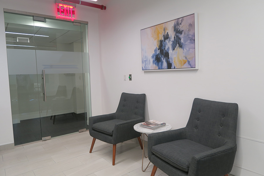 Private Office For Sublease In Law Firm In Fidi 10004