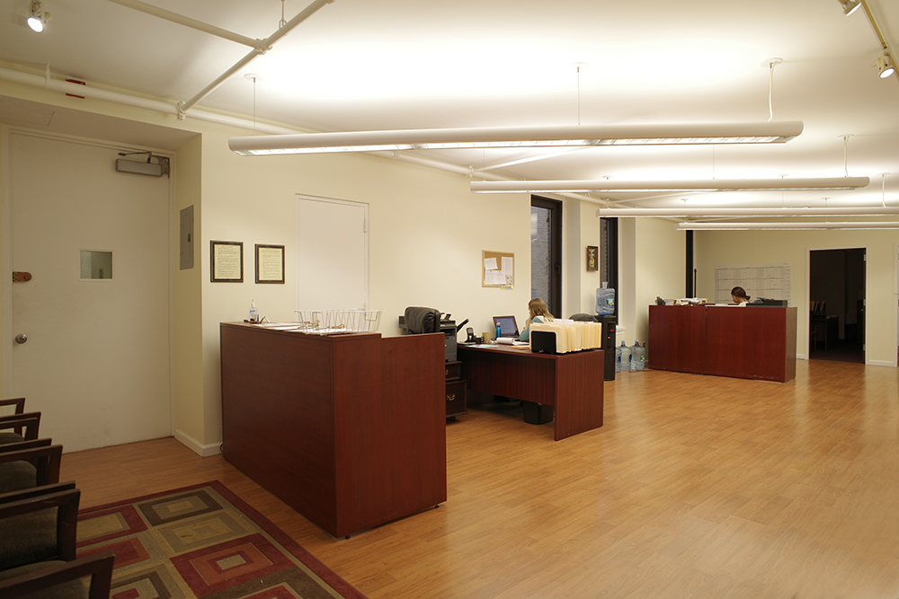 law firm sublet city hall | office sublets