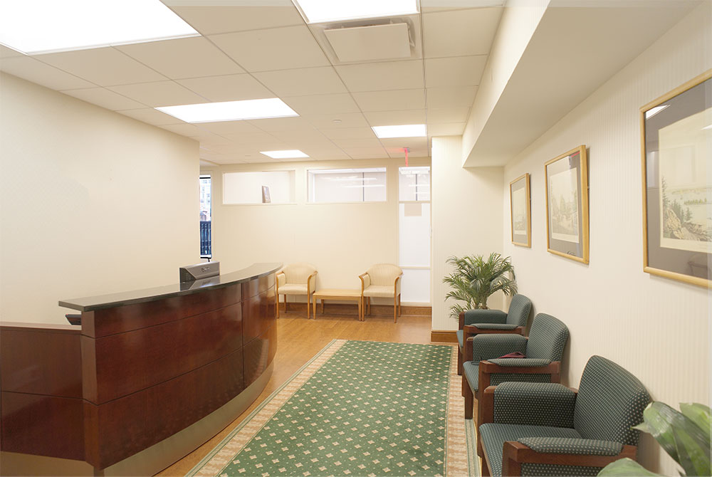 Midtown East Law Office Sublet | office sublets