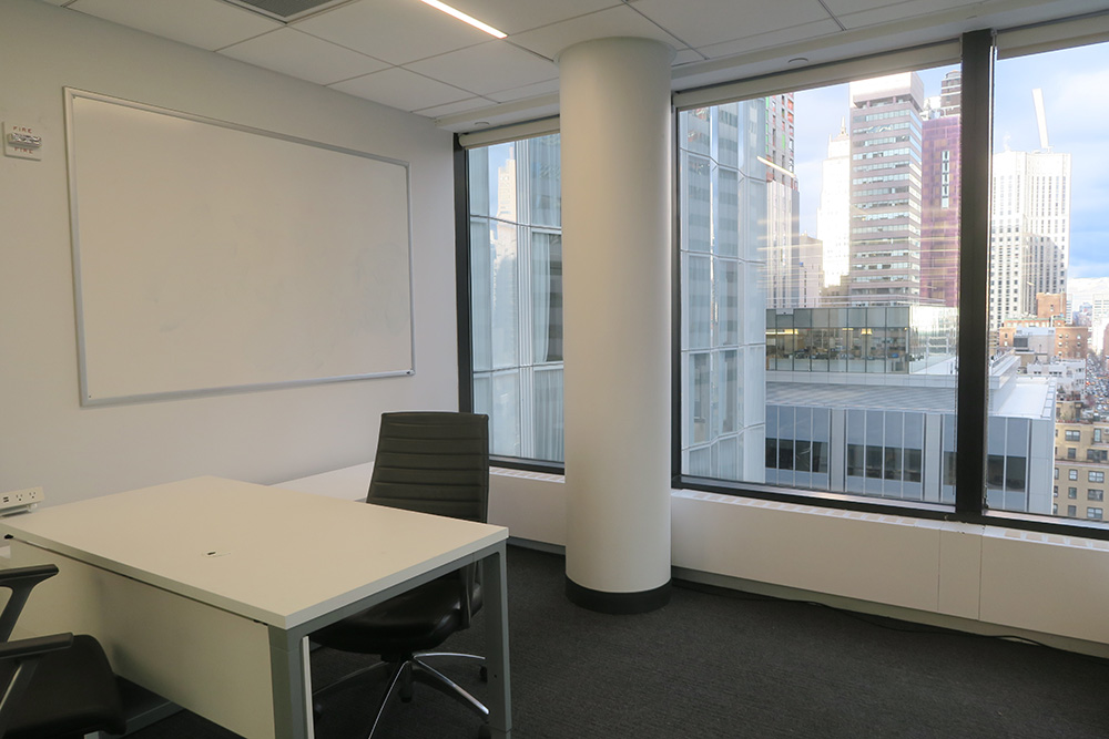 hedge fund office space for sublease