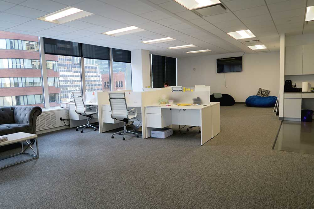 office space for hedge fund
