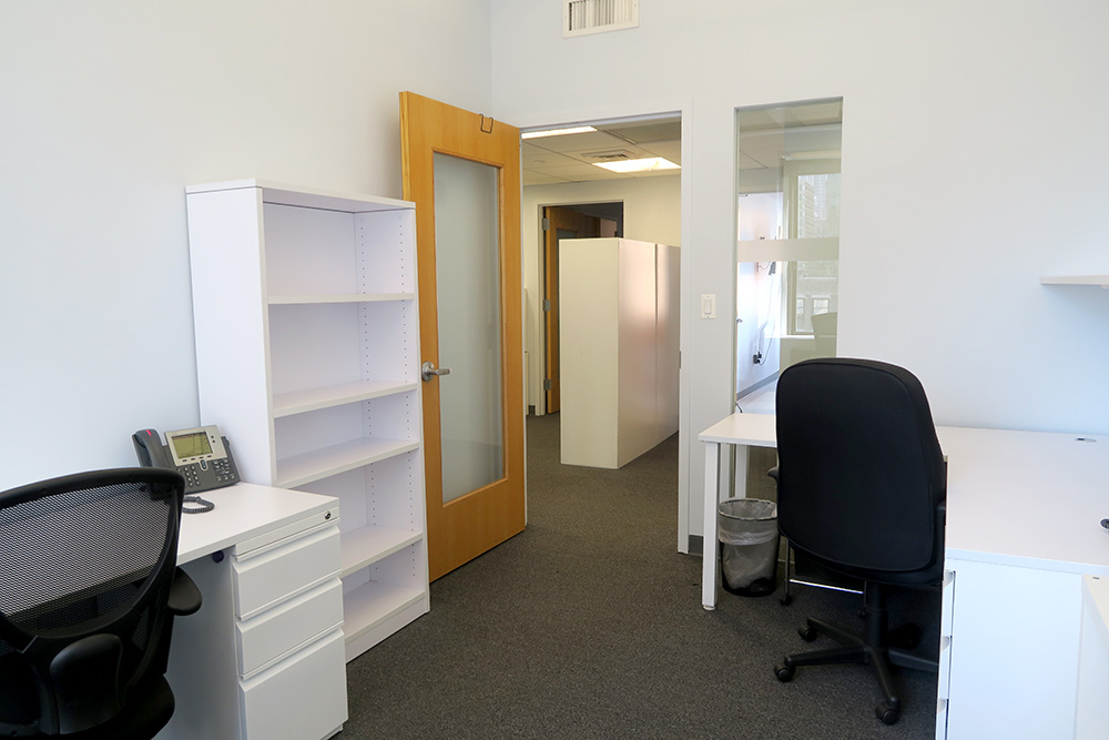 private office in midtown | office sublets