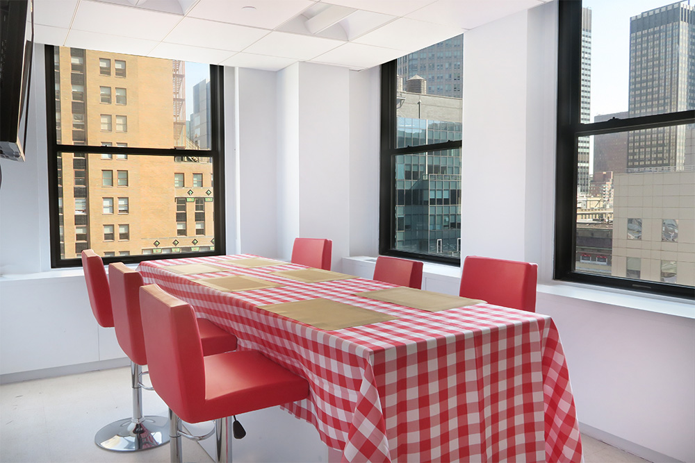 eat-in kitchen | office sublets