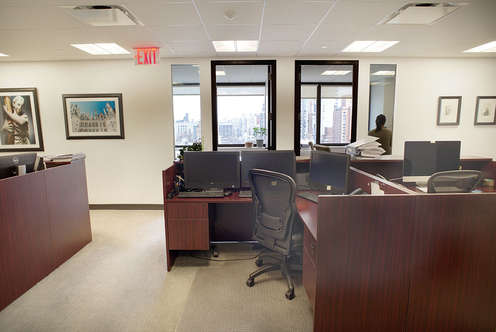 Midtown East Private Office | office sublets
