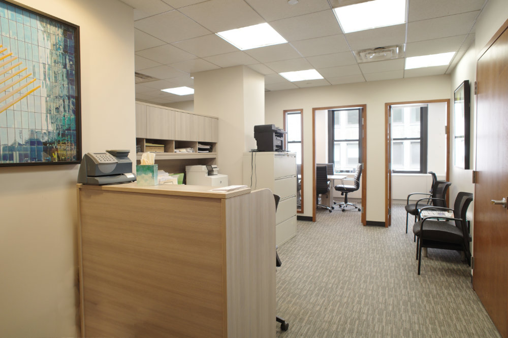 midtown east office space | office sublets