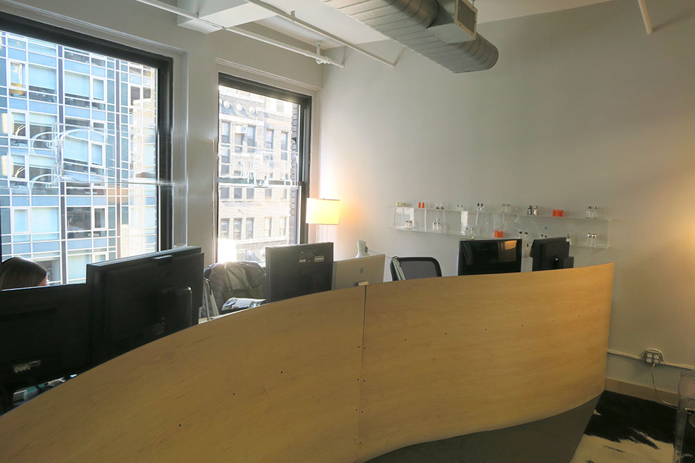 Office Sublet in Midtown South