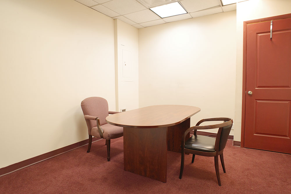 Nomad Office For Sublease in Law Firm | office sublets