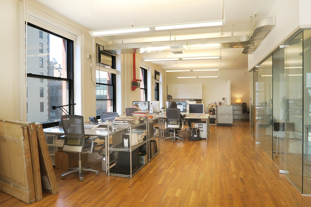 open office space | office sublets