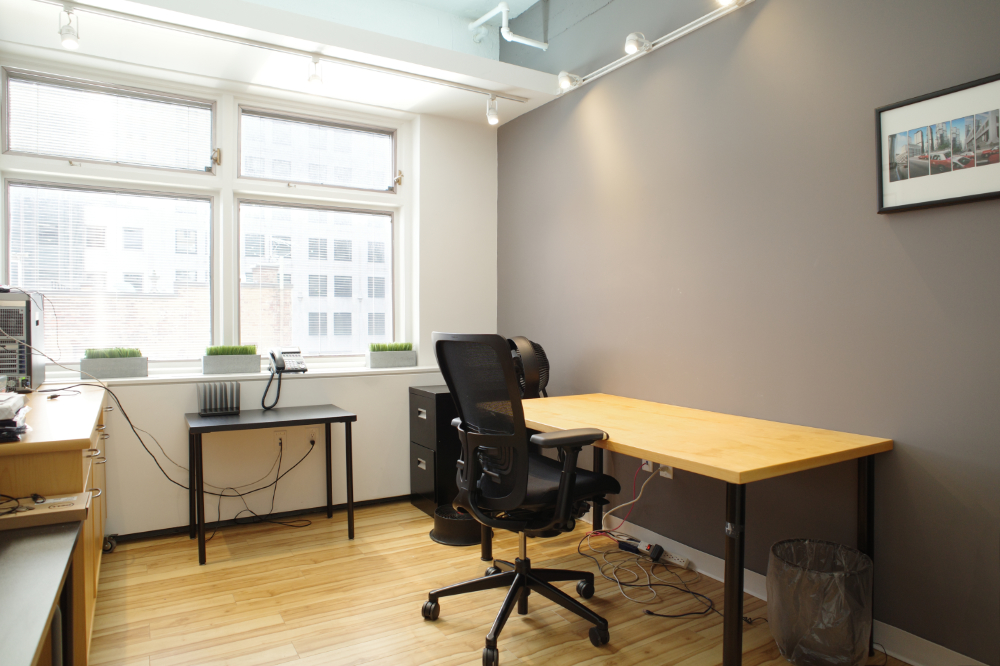 private office for sublease grand central