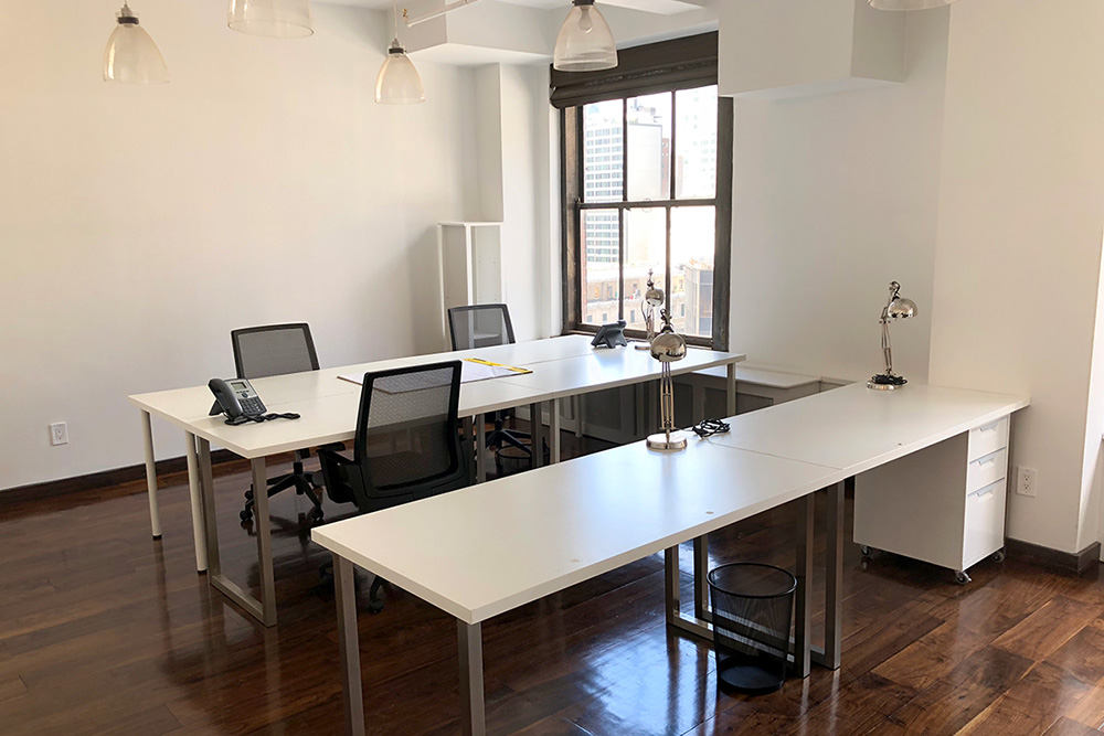 start-up office space for sublease