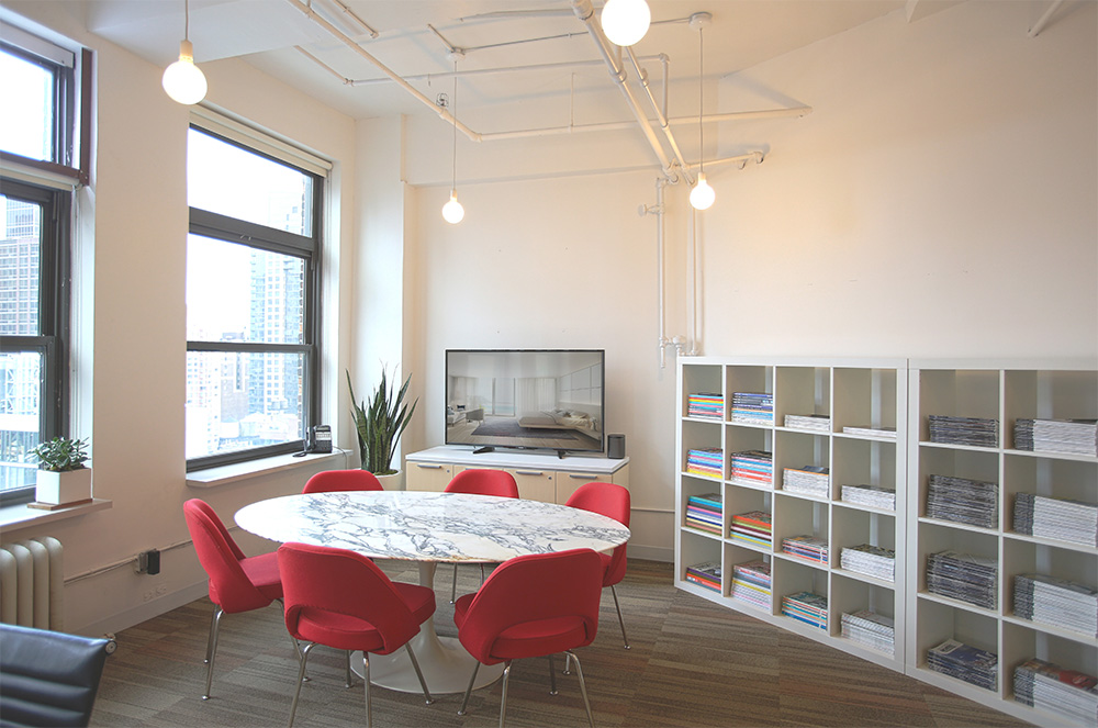 office sublet design firm