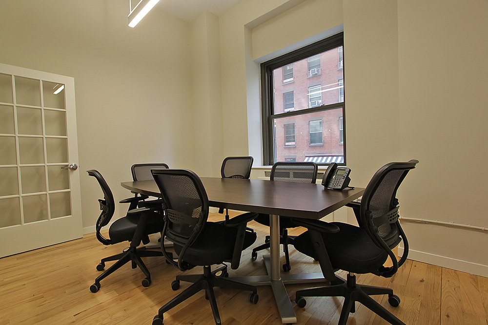 office space for sublease financial district