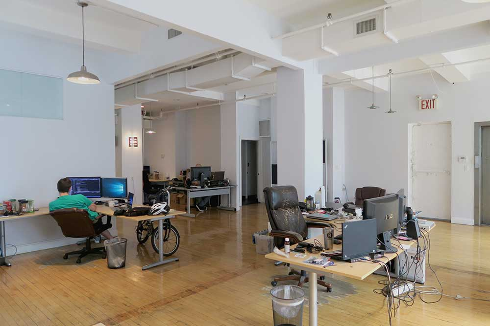 full floor office space flatiron district