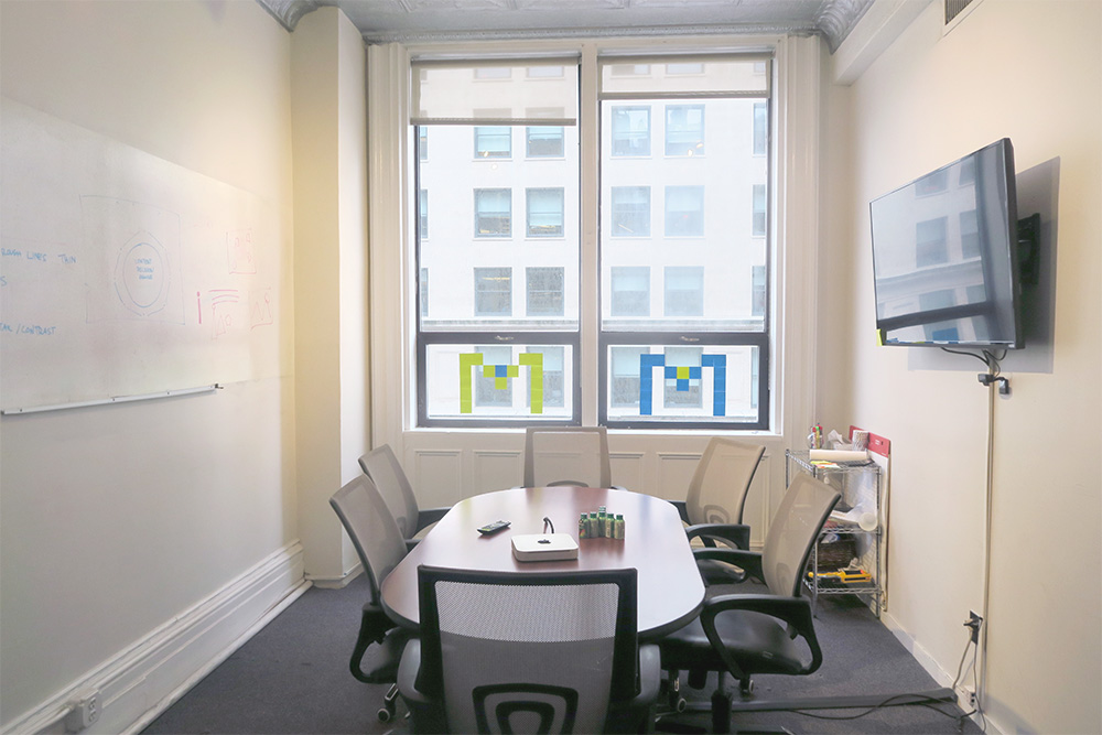 flatiron district office space for sublease