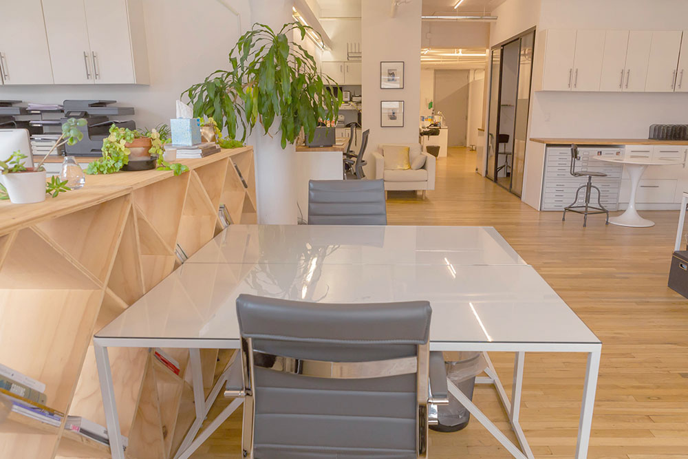 Desk Space in Creative Suite For Sublease | office sublets
