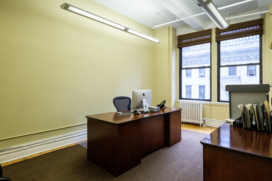 office sublet madison square park