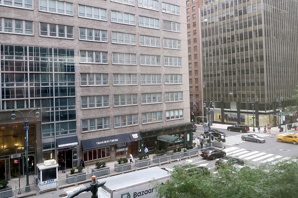 private office for sublease on second avenue