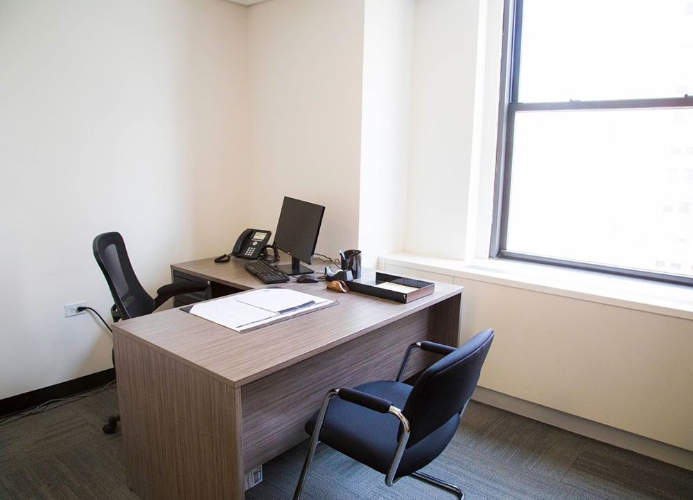 office sublet fifth avenue midtown