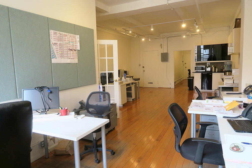 office space for sublease nyc | office sublets