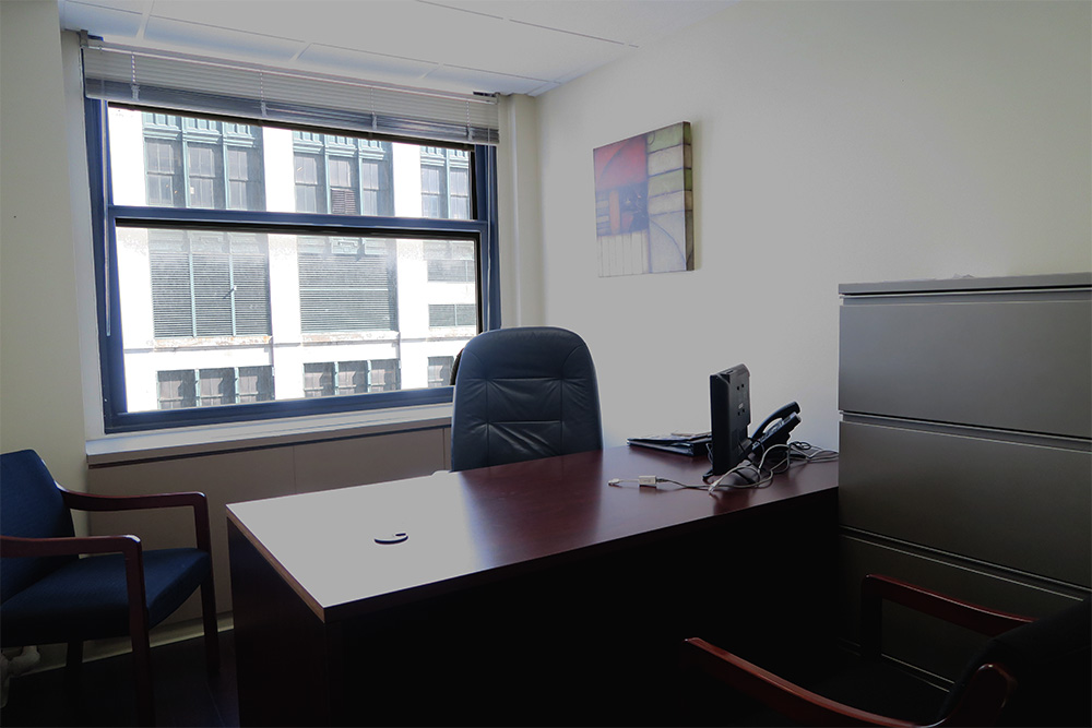 attorney office for sublease near penn station