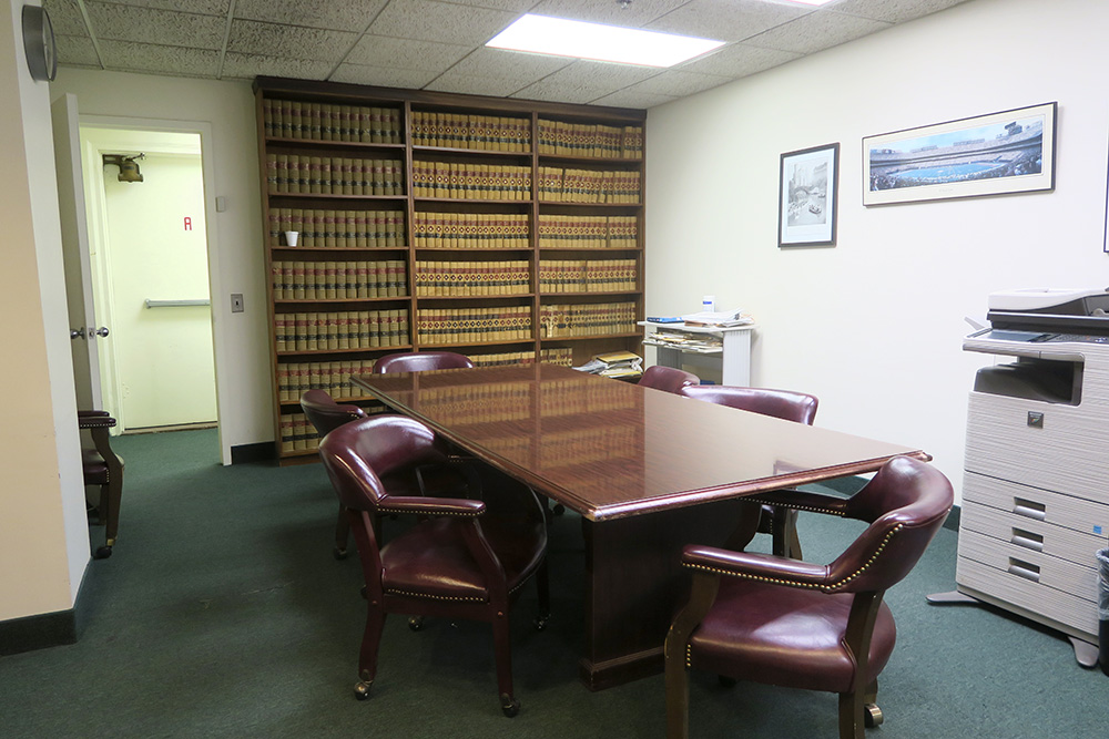 office sublet within law firm