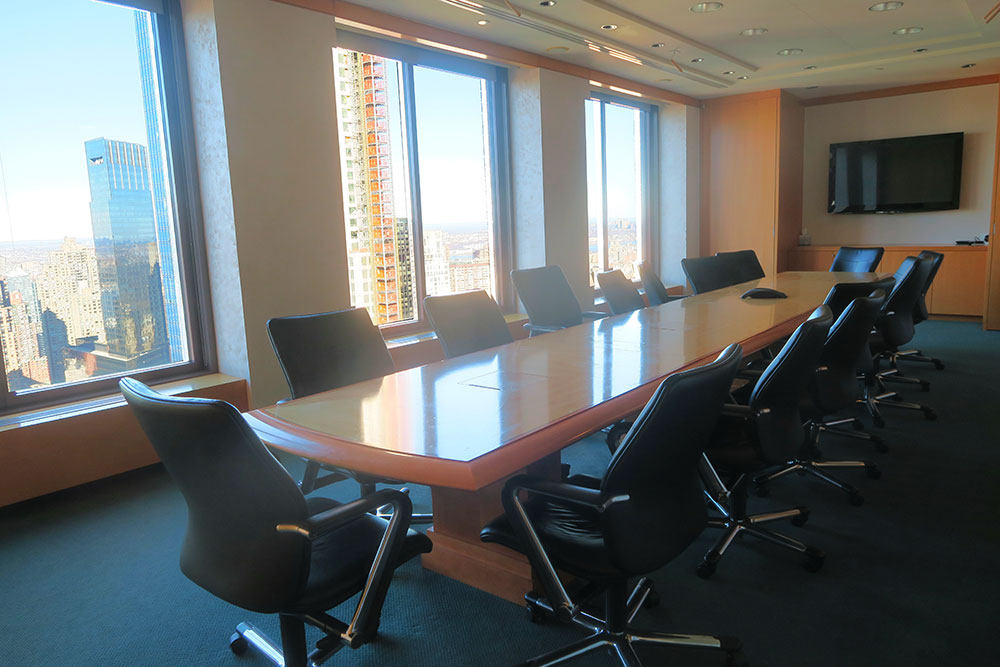 Private Office in Midtown West For Sublease