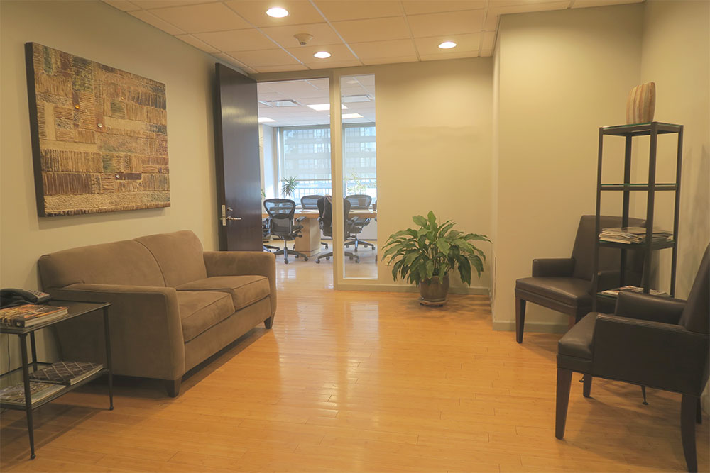 Private Office in Midtown East for Sublease