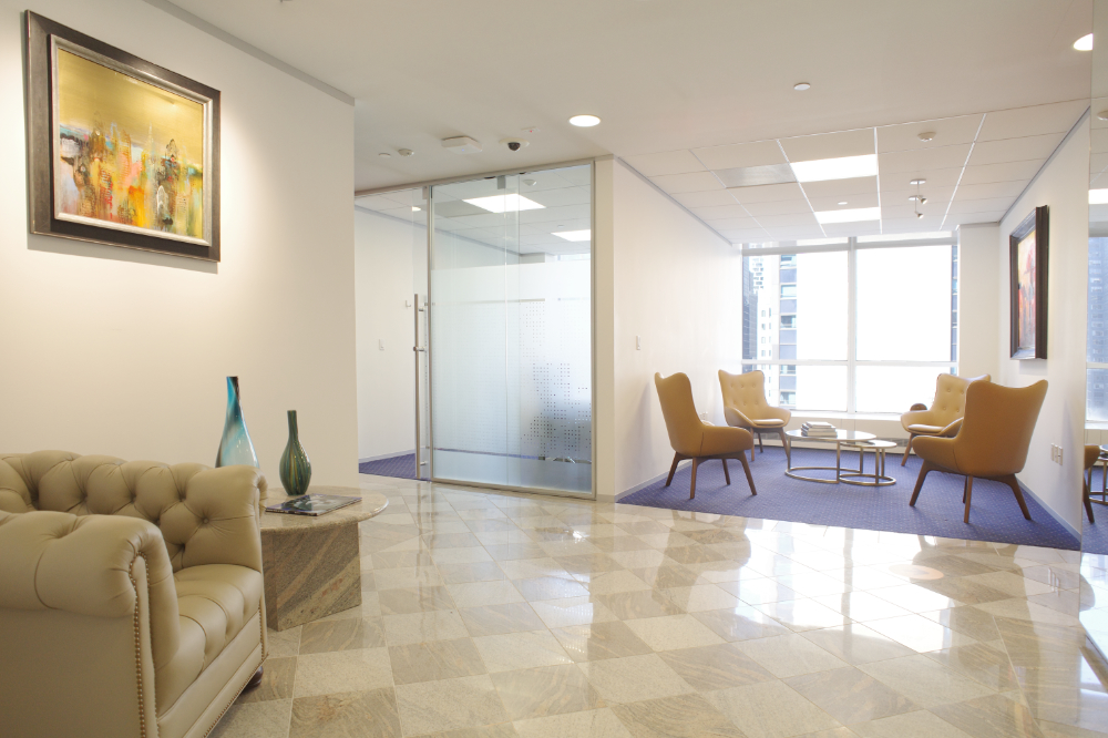 flexible office space midtown | office sublets